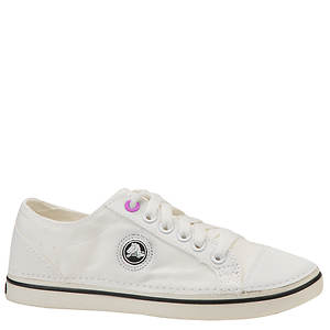 Crocs™ Women's Hover Lace Up Canvas Sneaker