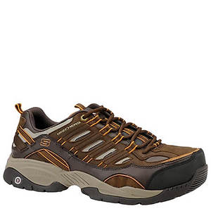 Skechers Work Men's Command Safety Toe Oxford