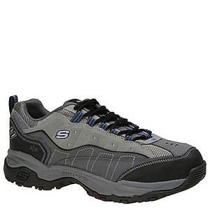 Skechers Work Men's Canyon Hobby Steel Toe Oxford