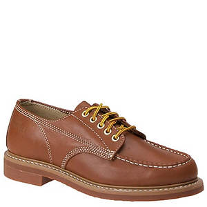 Work America Men's Full Grain Work Oxford