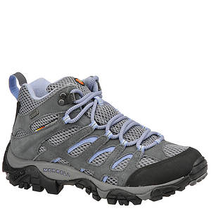 Merrell Women's Moab Mid Waterproof Oxford