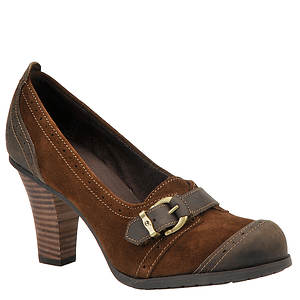 Timberland Women's Wingate Buckle Loafer Pump