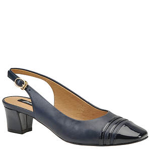 Auditions Women's Classic Sling Back Pump