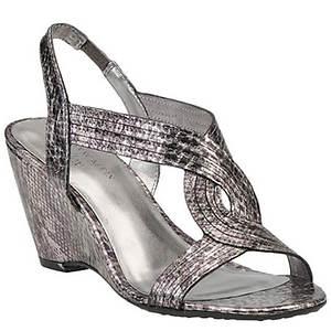 AK Anne Klein Women's Parma Sandal