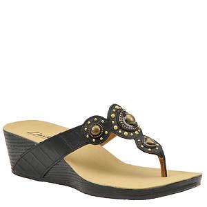 Clarks Women's Alto Blues Sandal