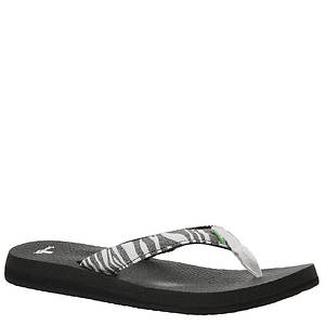 Sanuk Women's Yoga Wildlife Sandal