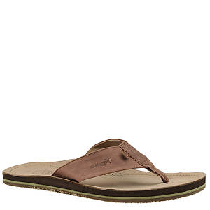 Ocean Minded Men's Scorpion Leather Sandal