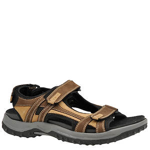 Drew Men's Warren 3 Strap Sandal