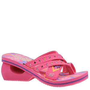 Skechers Cali Girls' Twinkle Toes Sassy Safari (Toddler-Youth)