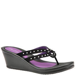 Skechers Cali Women's Rumblers - Lotus Flower Sandal