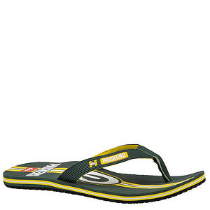 Quiksilver Men's Green Bay Packers NFL Sandal