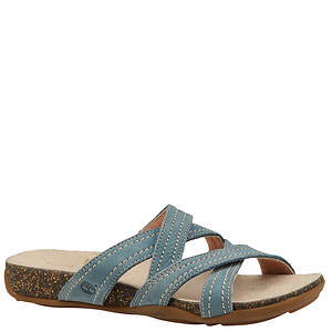 Timberland Women's Earthkeepers Bare Step Slide Sandal