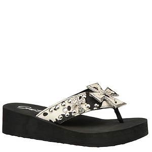 Grazie Women's Cowgirl Sandal