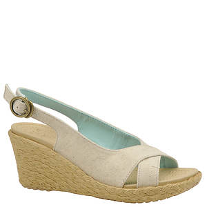 Crocs™ Women's A-Leigh Linen Wedge