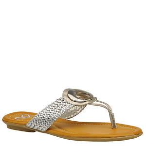 Madeline Women's Aqua Sandal