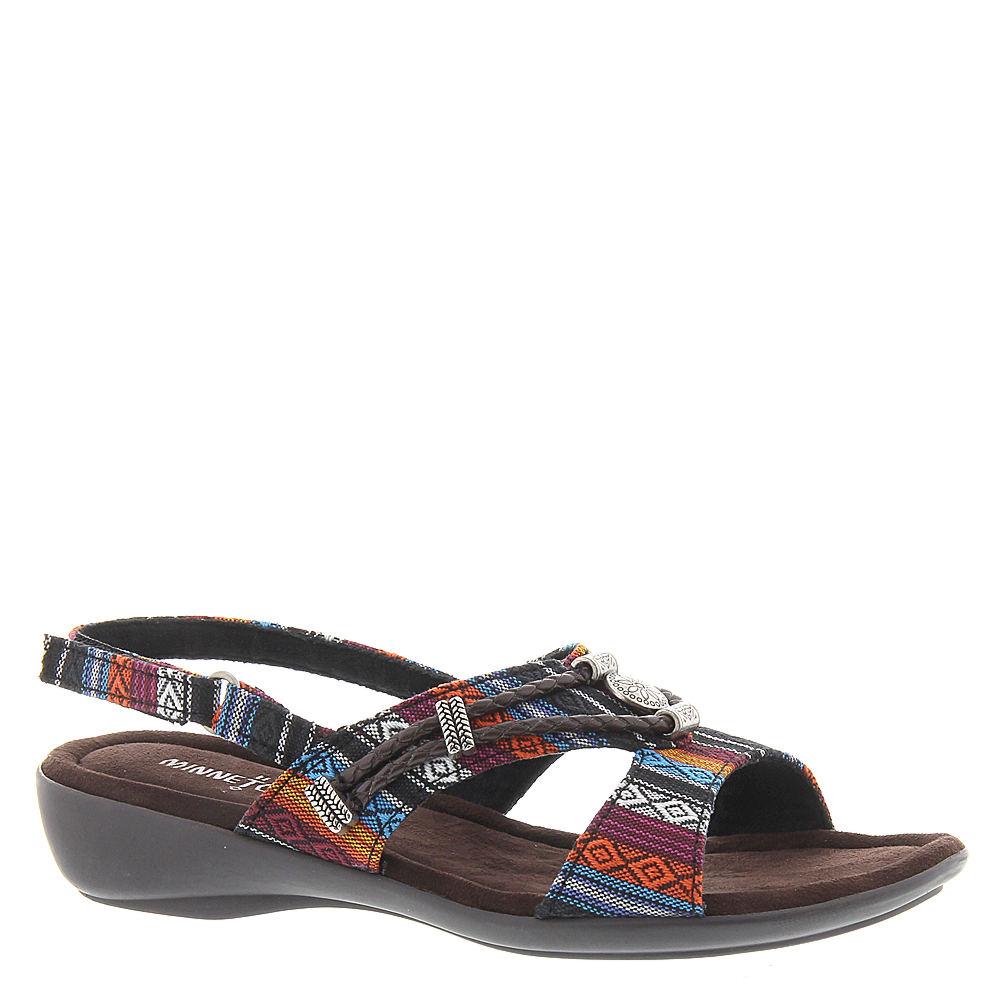 Minnetonka Silvie Slingback Sandals