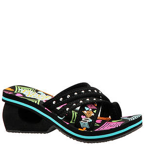 Skechers Cali Girls' Twinkle Toes Spinners Sassy Safari (Toddler-Youth)