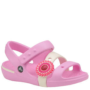 Crocs™ Girls' Keeley Sandal (Infant-Toddler)