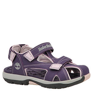 Timberland Girls' Mad River Closed Toe Sandal (Toddler-Youth)
