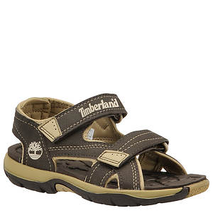 Timberland Boys' Mad River 2-Strap Sandal (Toddler)