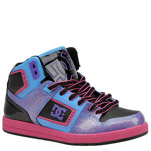 DC Women's Destroyer Hi Skate Shoe