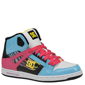 DC Women's Rebound Hi SE Oxford