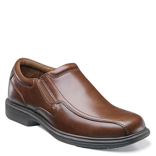 Nunn Bush Bleeker St Bike Toe Slip On (Men's)
