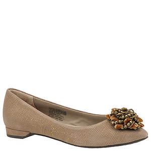 Rockport Women's Ashika Glam Ballet Slip-On