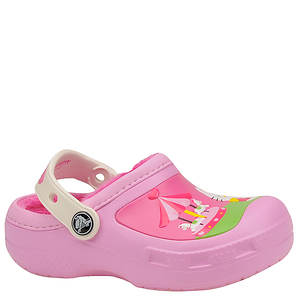 Crocs™ Girls' CC Hello Kitty Fair Lined Clog (Toddler)