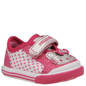 Keds Girls' Hello Kitty Glittery-Kitty Crib (Infant)