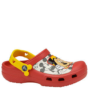 Crocs™ Mickey Peek (Kids Infant-Toddler-Youth)