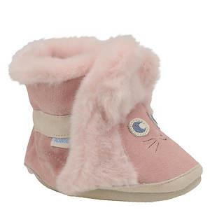 ROBeeZ Girls' Bunny Magic Bootie (Infant)