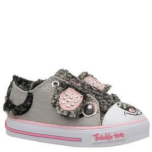 Skechers Girls' Twinkle Toes: S Lights - Shuffles (Infant-Toddler)