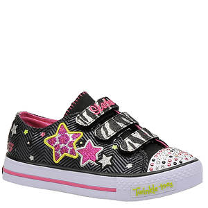 Skechers Girls' Twinkle Toes: Shuffles - Wild Starlight (Toddler-Youth)