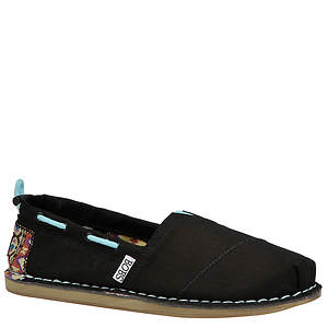 Skechers USA Women's Bobs Chill-Global Welfare Slip-On