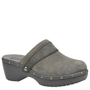 Crocs™ Women's Cobbler Studded Leather Clog