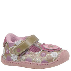 Stride Rite Girls' Crawl Bonnie Blossom (Infant)