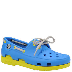 Crocs™ Kids' Beach Line Boat Shoe (Toddler)