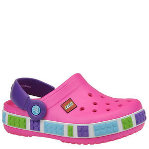Crocs™ Girls' Crocband Lego (Infant-Toddler-Youth)