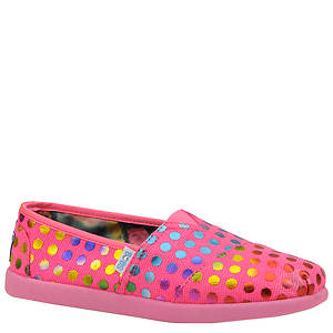 Skechers Girls' Bobs World - Polka Dots (Toddler-Youth)