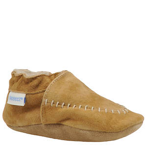ROBeeZ Boys' Cozy Moccasin (Infant)