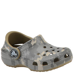Crocs™ Boys' Classic Dig Camo (Infant-Toddler-Youth)