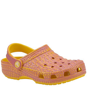 Crocs™ Girls' Crocskin Classic (Infant-Toddler-Youth)