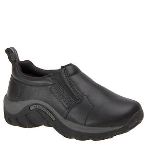 Merrell Boys' Jungle Moc Leather (Youth)