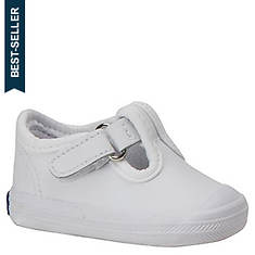 Keds Girls' Champion Toe Cap T-Strap (Infant-Toddler)
