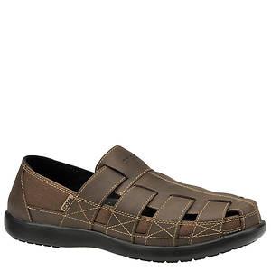 Crocs™ Men's Santa Cruz Fisherman Slip-On