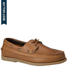 Life Outdoors Men's Two-Eyelet Boat Shoe