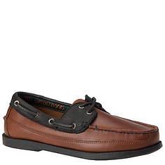 Life Outdoors Men's Two-Eyelet Boat Shoe