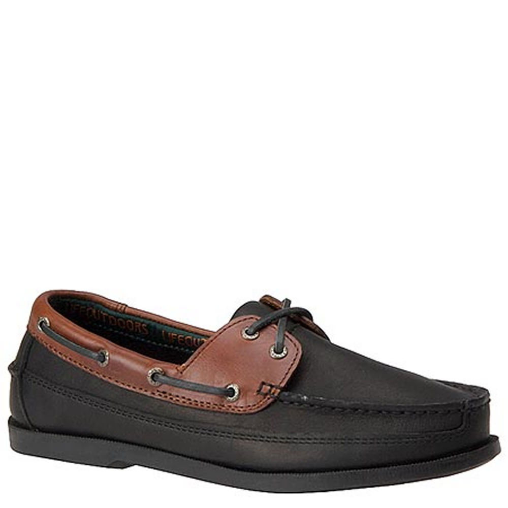 *An upgraded boat shoe that\'s great on or off shore *High-quality smooth/\