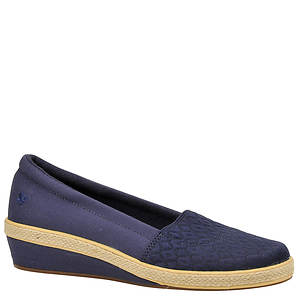 Grasshoppers Women's Riviere Wedge Slip-On